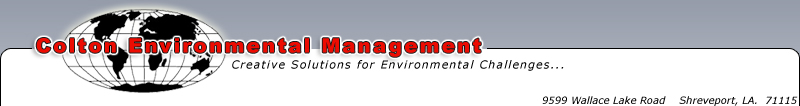 Colton Environmental Management